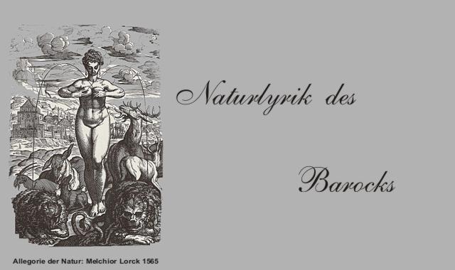 Barock- Allegorie der Natur