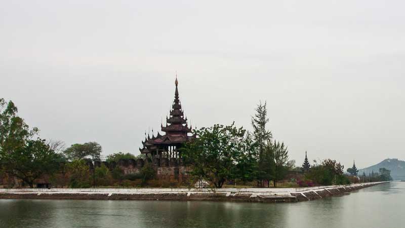 Bangunan Terkenal di Myanmar