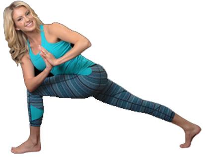 Try This 12-week Yoga Burn Challenge