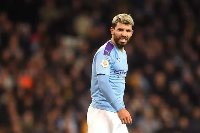 Argentine club Independiente 'to snatch Aguero back from City this summer'