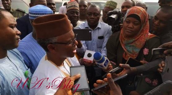 Sanusi Can Go Anywhere, Including Kano - El-Rufai Speaks