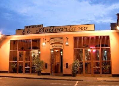 Restaurante Bolivariano