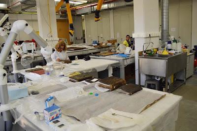 Ποικίλες δράσεις σε μουσεία, μνημεία και εργαστήρια για την Ευρωπαϊκή Ημέρα Συντήρησης