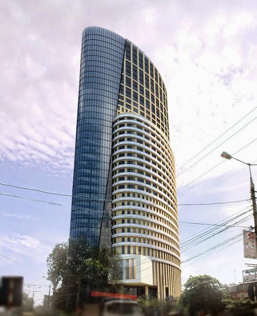 Phối cảnh dự án chung cư ellipse tower hà đông