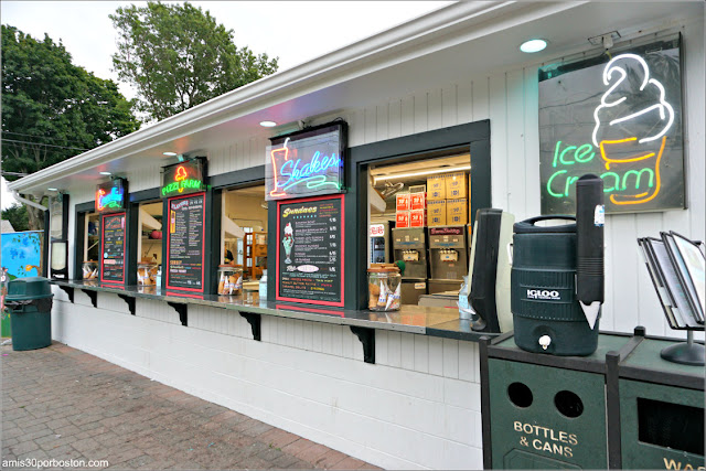 Granjas de Helados de Massachusetts: Pizzi Farm Market, Deli and Ice Cream