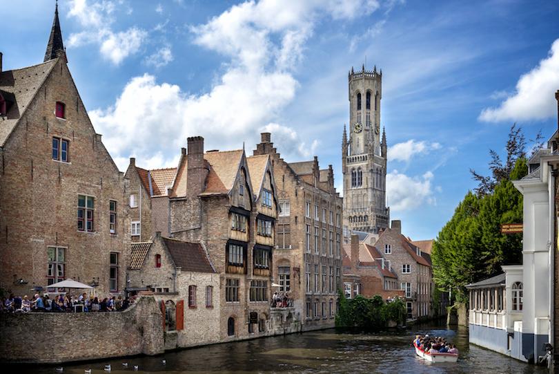 اجمل المدن للزيارة في بلجيكا