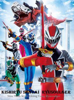 Chiến đội Kị sỹ Khủng long - Kishiryu Sentai Ryusoulger (2019)