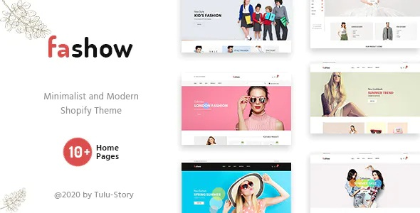 Best Minimal and Modern Shopify Theme