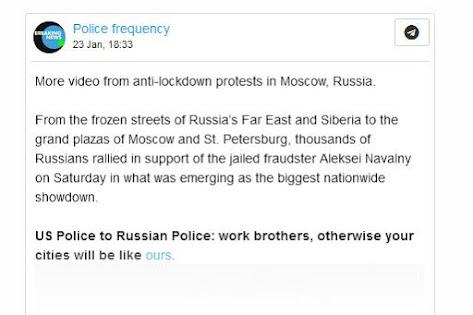 Alexei Navalny case - Page 18 Police