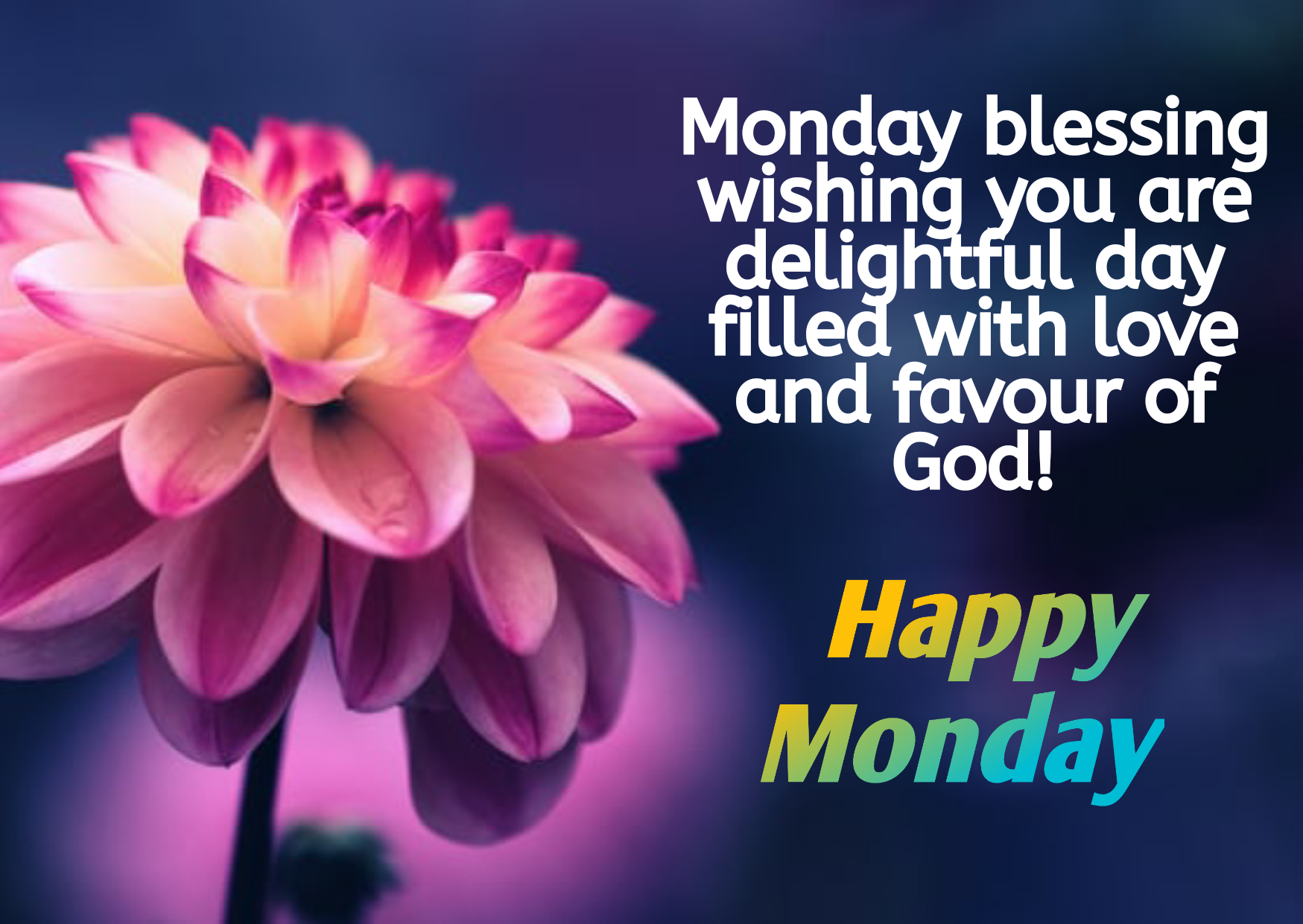 Happy Monday images, wishes, wallpaper, quotes, for whatsapp, Facebook, Pinterest,