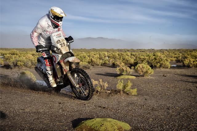 Hero MotoSports Team Rally rider Joaquim Rodrigues