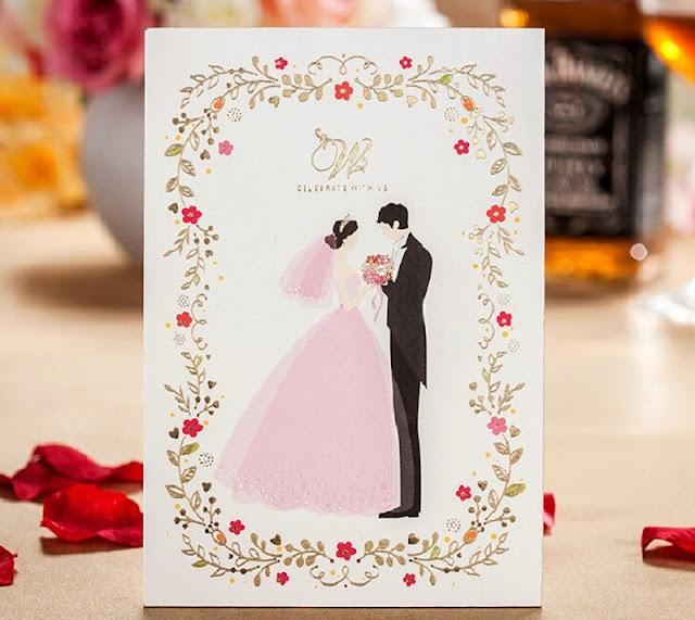 10 Contoh Undangan Pernikahan yang Bisa Jadi Referensimu, Ia Kamu yang Masih Jomblo