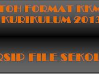 Download KKM Prakarya Kelas 9 Kurikulum 2013