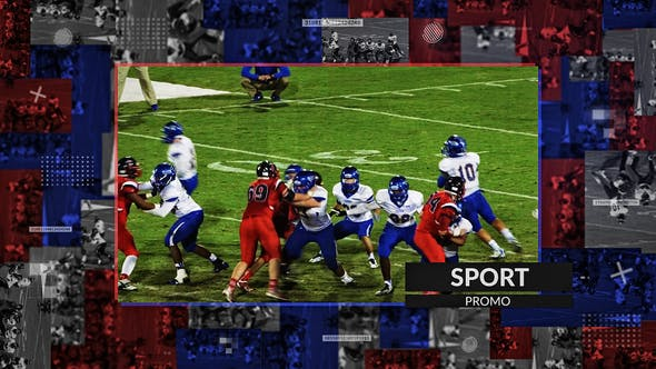Epic Sport Promo | After Effects Project Files | Videohive 23871789