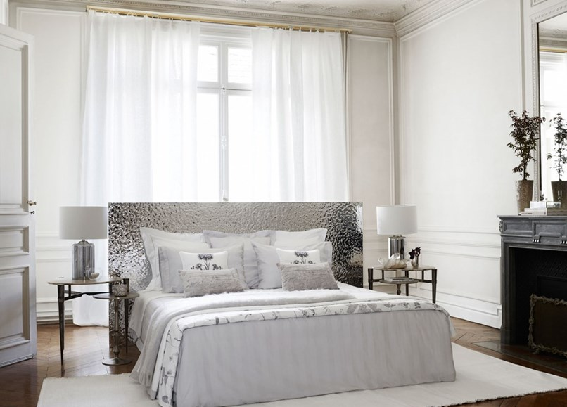 zara home nova cole o em tons de branco decora o e ideias. Black Bedroom Furniture Sets. Home Design Ideas