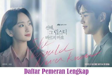 Daftar Nama Pemain Drama Korea She Would Never Know 2021 Lengkap