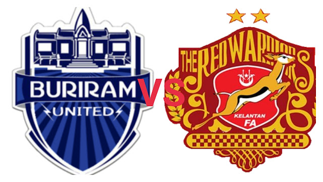 Live Streaming Buriram United vs Kelantan FA 27.1.2017 Friendly Match