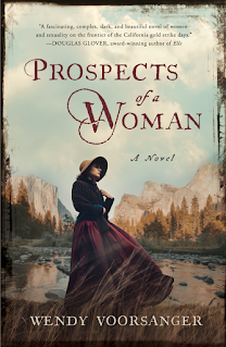 Book Review and GIVEAWAY: Prospects of a Woman, by Wendy Voorsanger {ends 10/28}
