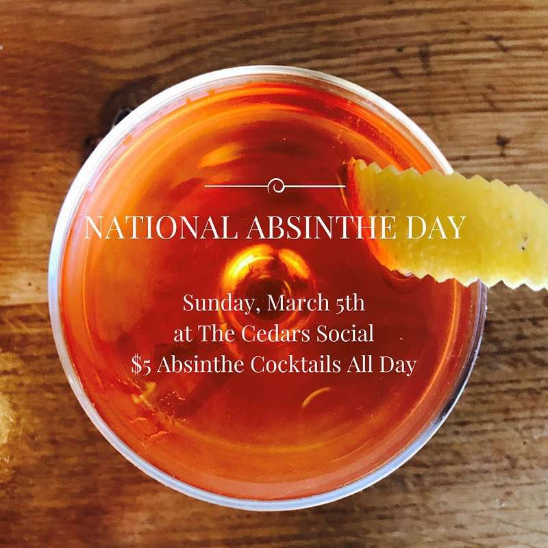 National Absinthe Day Wishes Photos