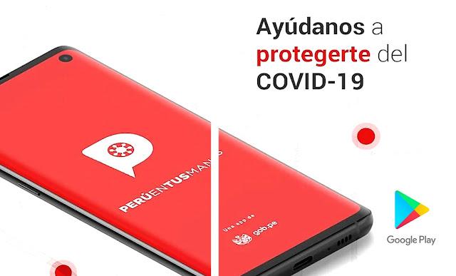 APP Coronavirus Peru, Minsa lanza aplicación que ayuda a detectar el coronavirus