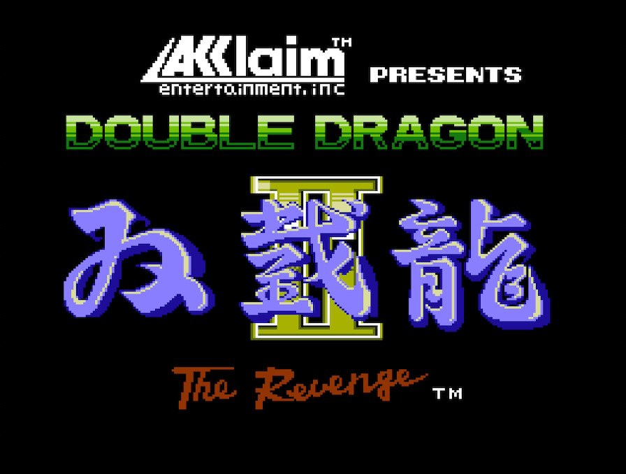Double Dragon 2 Review Joy Con Reviews Nintendo Switch And