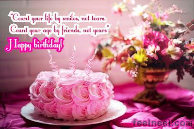 Happy Birthday Wishes Status | Happy Birthday Whatsapp Status