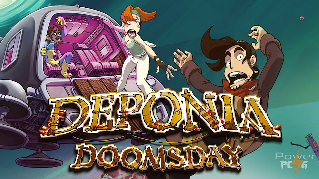 Free Download Deponia Doomsday PC Game