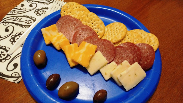 #ad #hormel appetizers share a plate