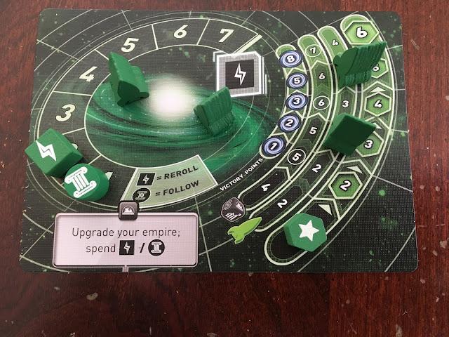 Tiny Epic Galaxies Gamelyn Games Review Galaxy Setup Benjamin Kocher