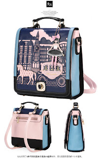Tas Cantik Super Murah Untuk Travelling Model Terbaru Juli 2016