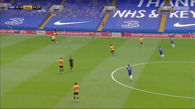 VIDEO: Chelsea FC 2:0 Wolverhampton / Premier league