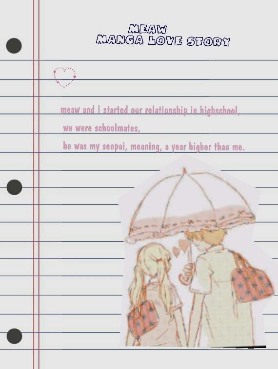 Meaw Manga Love Story