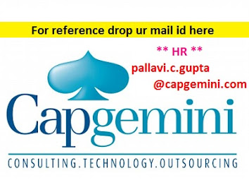 Capgemini Off Campus for Freshers