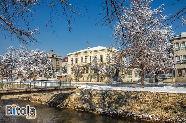 Bul. 1-vi Maj, Bitola, Macedonia - 27.01.2019