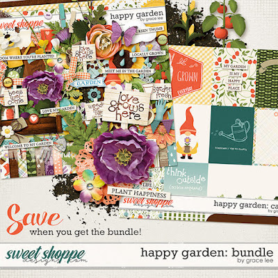 Happy Garden: Bundle
