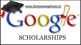 Google Scholarship 2017-18
