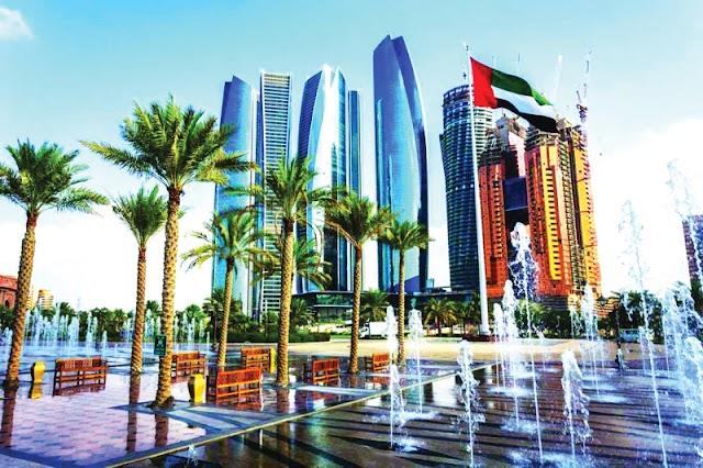فعاليات 2020  ليلة رأس السنة في أبوظبي؟