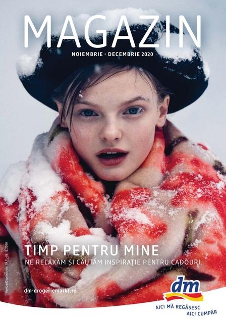 dm catalog- brosura- magazine 19.11 - 08.12 2020