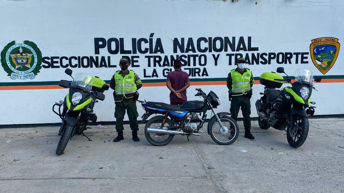 hoyennoticia.com, Aparecen más licencias de tránsito falsas en La Guajira