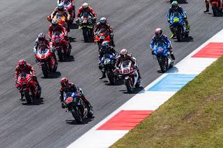 Dry Race Artinya di MotoGP, Ini Loh Maksudnya