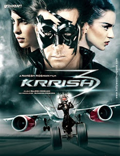Krrish 3 (2013) Hindi Watch Full Movie Online TSRip