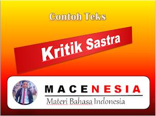 Dokumentasi Kegiatan Belajar dan Mengajar Bahasa Indonesia Kelas XII di SMA Kasih Karunia Jakarta, Rabu, 14 Oktober 2020