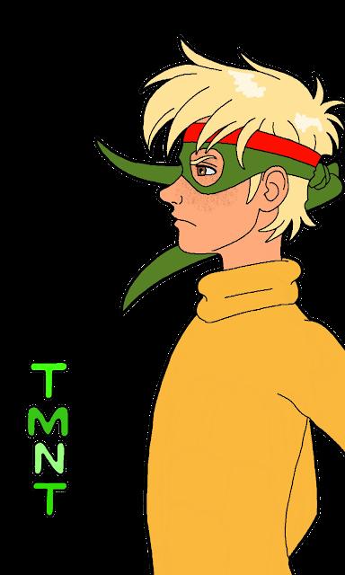 DA banner, TMNT
