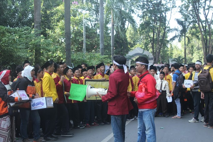 Aksi Kemanusiaan IMM & IPM Bojonegoro Untuk Rohingya