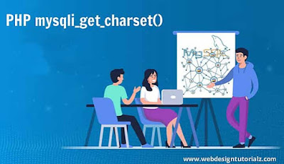 PHP mysqli_get_charset() Function