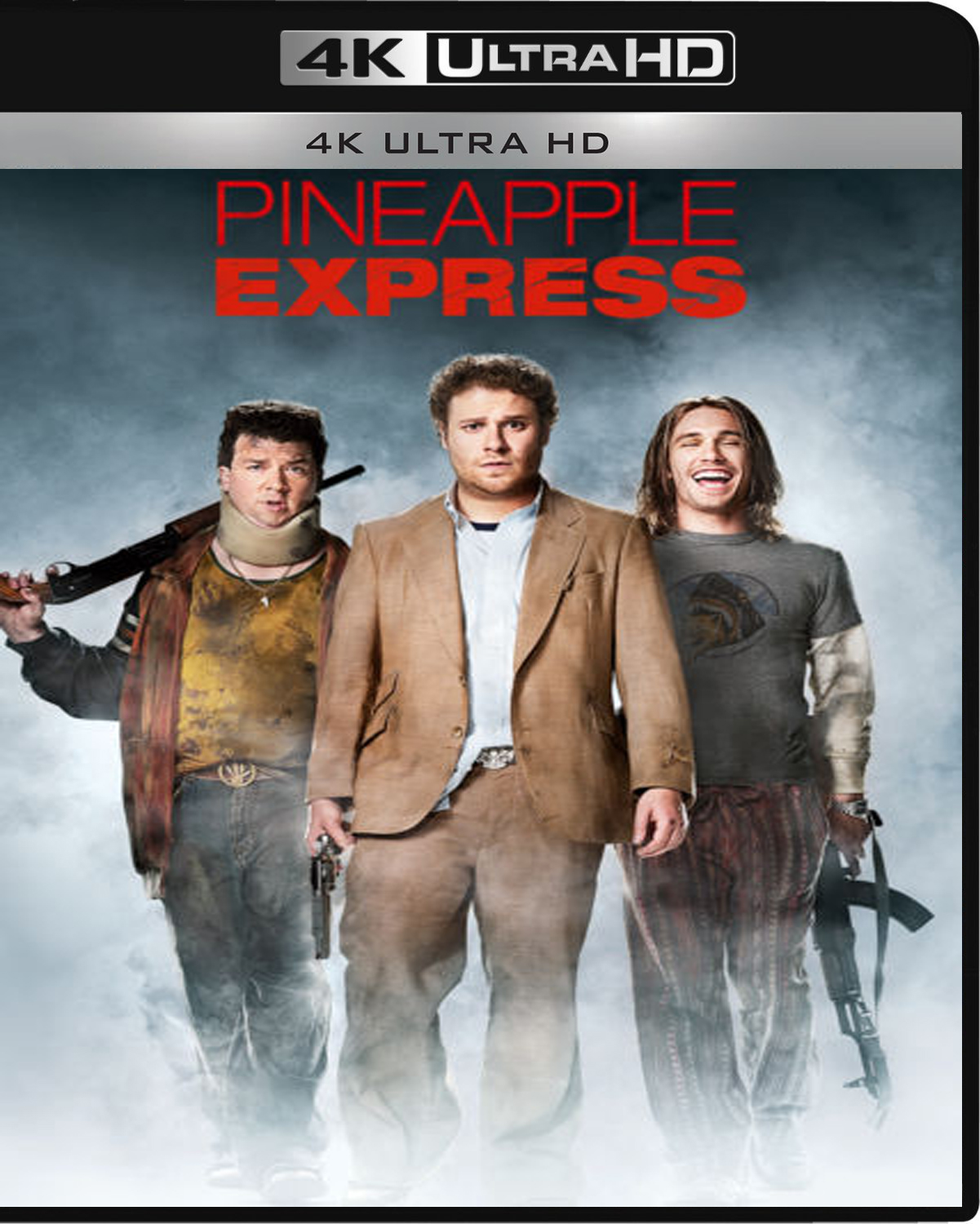 Pineapple Express [2008] [UHD] [2160p] [Latino]