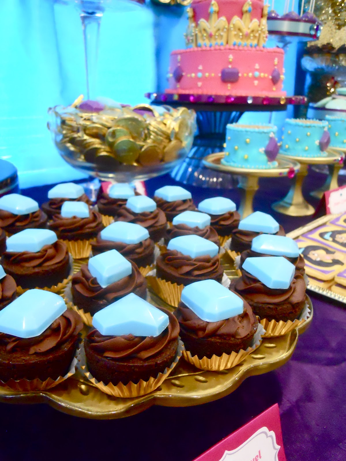 Oh Sugar Events Arabian Nights Birthday Bash