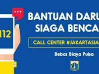 Jakarta Siaga 112, Layanan Panggilan Darurat Gratis untuk Masyarakat