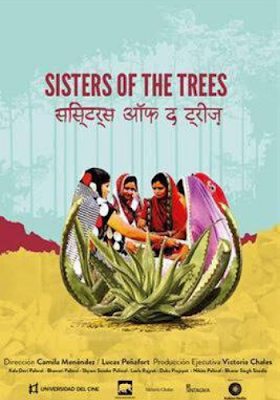 Sisters Of The Trees 2019 Hindi 480p WEB HDRip 250Mb x264