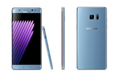 Privacidad Smartphone Samsung GalaxyNote7